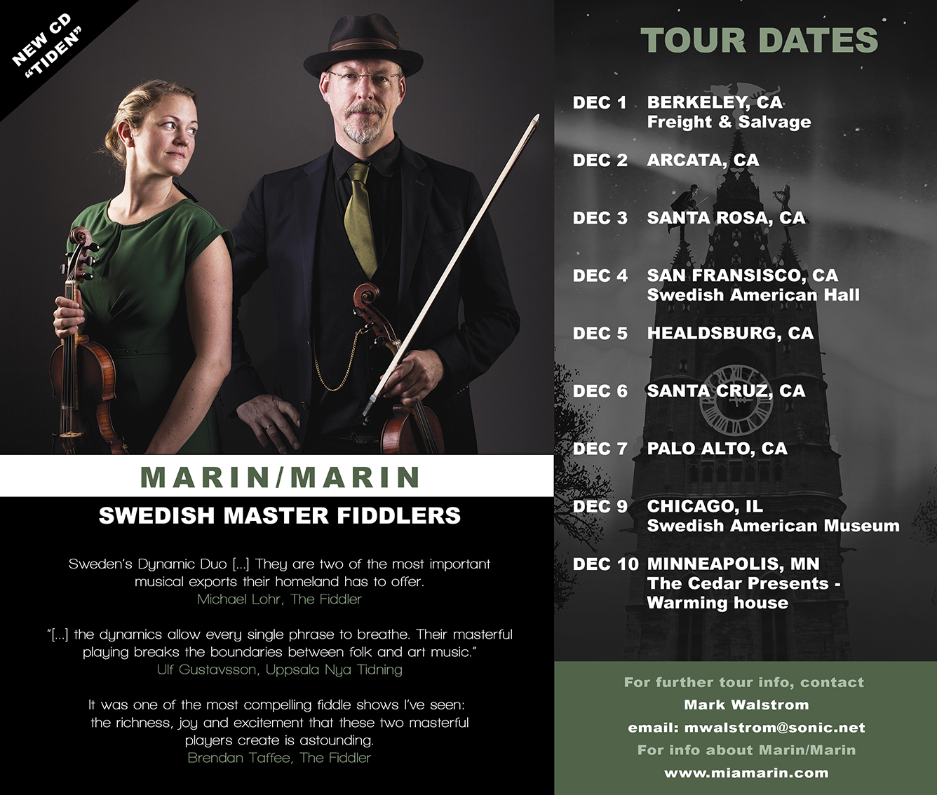 MarinMarin US tour plan 2016 web